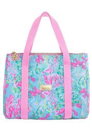 Lilly Pulitzer Lunch Cooler - Front cropped