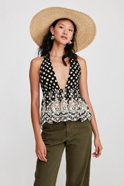 Free People Lunch Date Halter - Product Mini Image