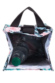 Roxy Lunch Hour Lunch Bag - Back cropped