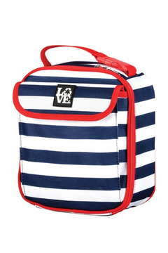 Shoptiques Product:   LUNCH MUNCH - ANCHORS AWEIGH  lunch Bag