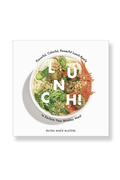 Shoptiques Product: Lunch Recipe Book
