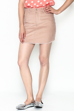 Shoptiques Product: Corduroy Skirt