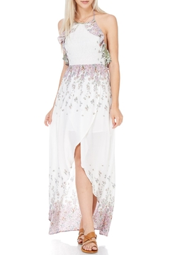 lunik Halter High Low Maxi Dress - Product List Image