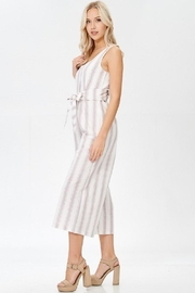 lunik Stripe Jumpsuit - Product Mini Image