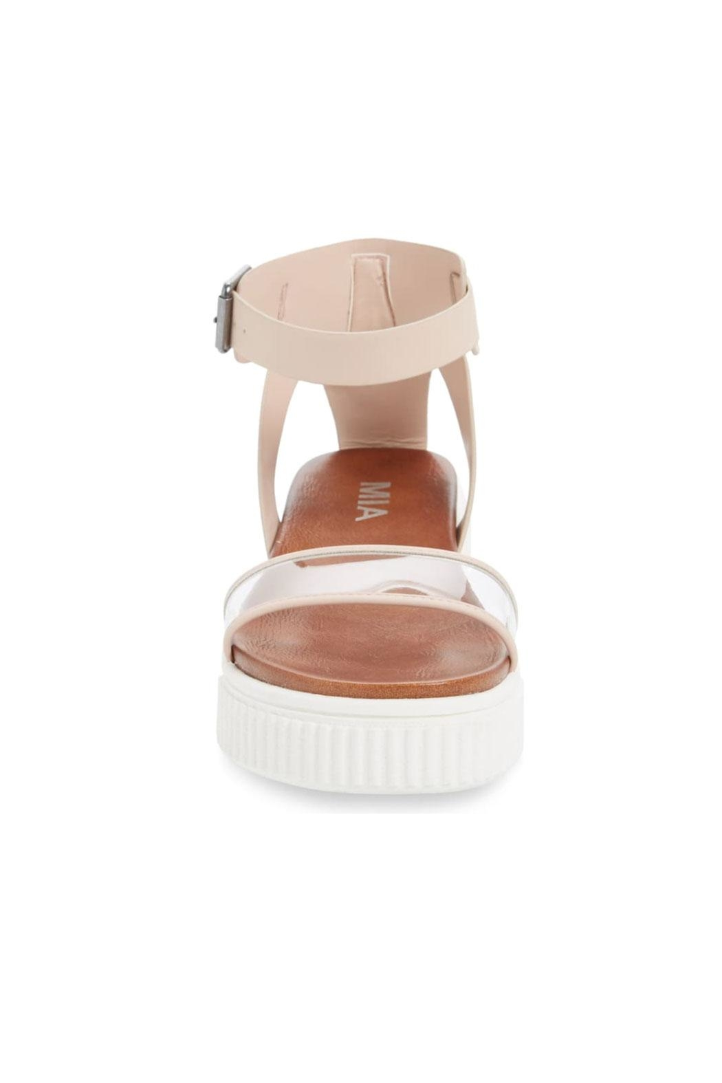 MIA Shoes Lunna Sandal - Front Full Image