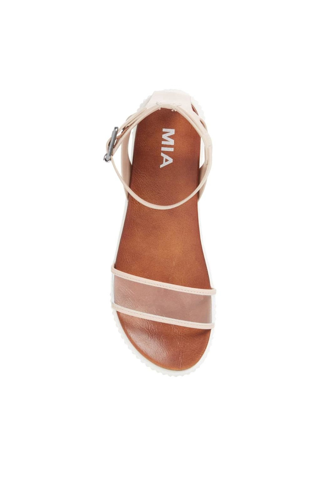 MIA Shoes Lunna Sandal - Side Cropped Image