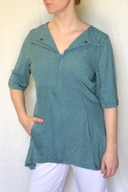 Lur Full Zip Tunic - Product Mini Image