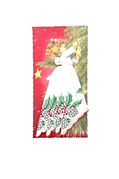 LuRay Collection Holiday Handkerchief Card - Alternate List Image