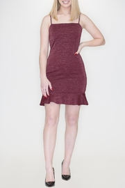 She + Sky Lurex Cami Dress - Product Mini Image