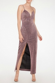 Mystic Lurex Maxi Dress - Product Mini Image