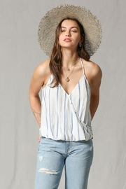 By Together Lurex Stripe Cami - Product Mini Image