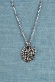 Luscious Jewelry PDX Honeycomb Necklace - Product Mini Image