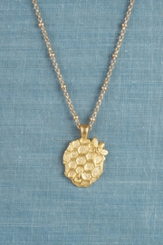 Luscious Jewelry PDX Honeycomb Necklace - Front cropped
