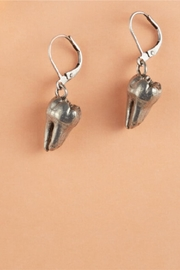Luscious Jewelry PDX Wisdom Teeth Earrings - Product Mini Image