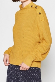Joie Lusela Cotton-Cashmere Sweater - Product Mini Image