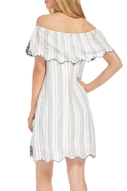 Lush Off The Shoulder Dress - Front full body