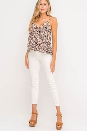 Lush Blooming Floral Top - Product Mini Image