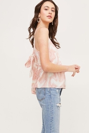 Lush Bow Back Tank Top - Side cropped