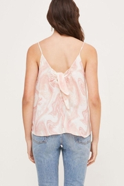 Lush Bow Back Tank Top - Other