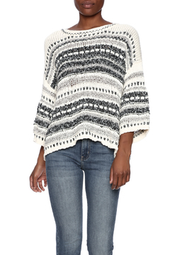 Lush Cable Knit Sweater - Product List Image