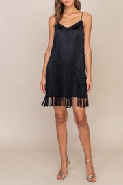Lush Cami Fringe Dress - Product Mini Image