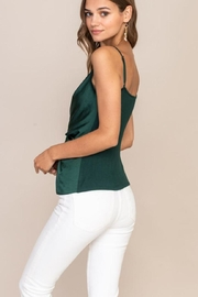 Lush Cami Front-Twist Top - Side cropped