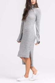 Lush Camille Sweater Dress - Front full body