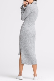 Lush Camille Sweater Dress - Side cropped