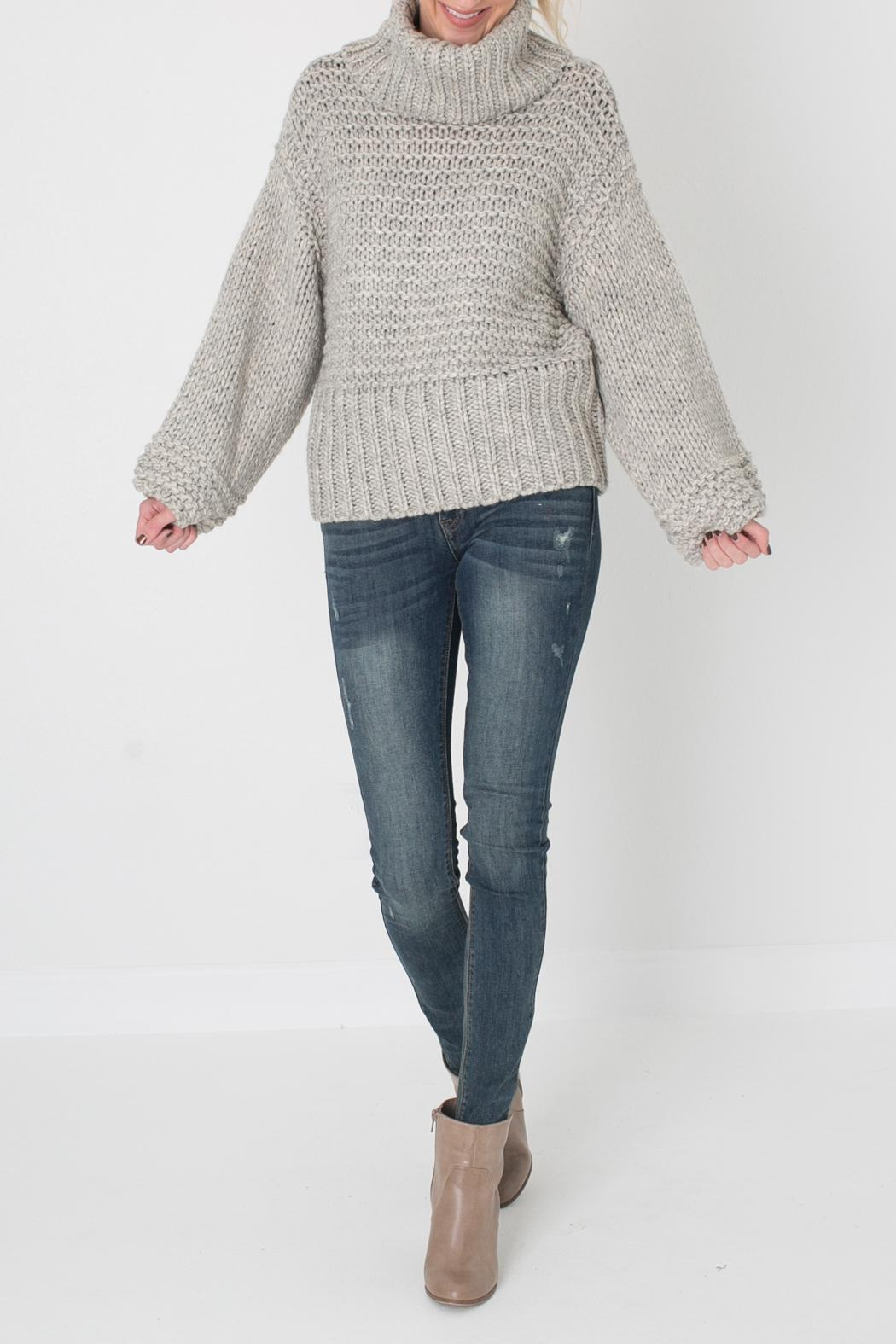 Lush Chunky Knit Sweater from Colorado by Apricot Lane ...