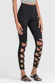 Lush Criss Cross Leggings - Product Mini Image