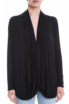 Shoptiques Product: Crossover Wrap Top