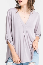 Lush Deep Open Top - Front cropped