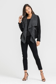 Lush Faux Suede Jacket - Product Mini Image