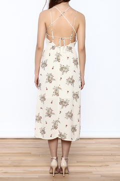 Lush Flower Midi Dress - Alternate List Image