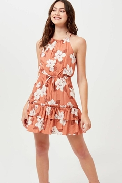 Lush Flower Power Dress - Product List Image