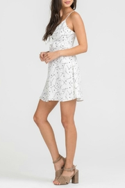Lush Front Tie Dress - Product Mini Image