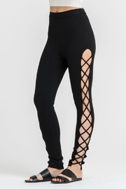 Lush Full Length Leggings - Product Mini Image