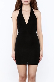 Lush Halter Mini Dress - Side cropped
