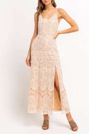 Lush Lace Slit Maxi - Product Mini Image