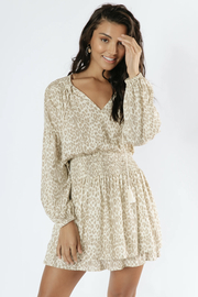 Girl in the Sun Lush Life Dress in Leopard - Other
