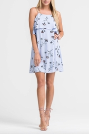 Lush Lined Over Lay Dress - Product Mini Image
