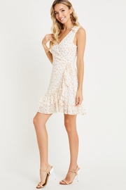 Lush May Flowers Dress - Front full body