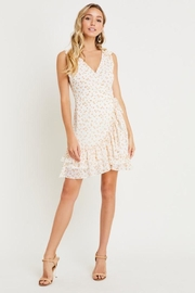 Lush May Flowers Dress - Front cropped
