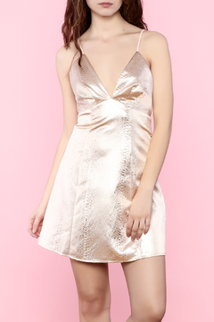 Shoptiques Product: Mermaid Pink Dress