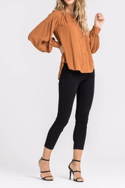 Lush Kira Blouse - Front full body