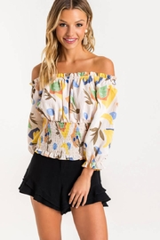 Lush Off Shoulder Top - Product Mini Image