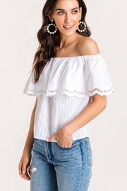Lush Off The Shoulder - Side cropped