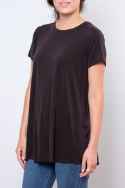 Lush Open Back Tee - Side cropped