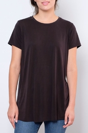 Lush Open Back Tee - Product Mini Image