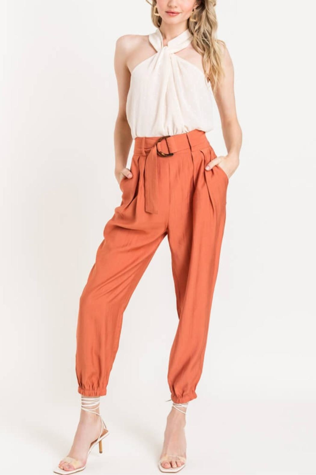 Lush Out And About Joggers - Main Image